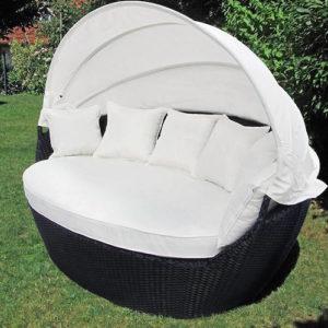 polyrattan loungeinsel kaufen die beste sonneninsel rattan kaufen. Black Bedroom Furniture Sets. Home Design Ideas